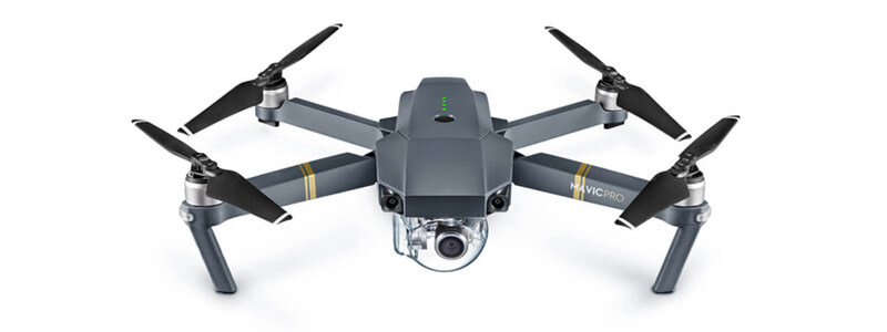 DJI Mavic Drone Rental UK