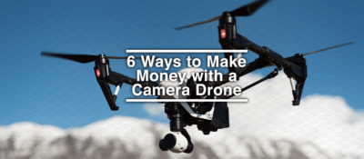 Make money with a camera-drone