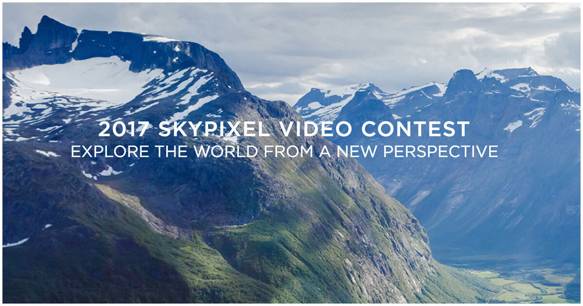 SkyPixel Video Competition 2017