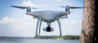 Drones in Film and Video Production