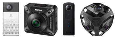 360 cameras for drones