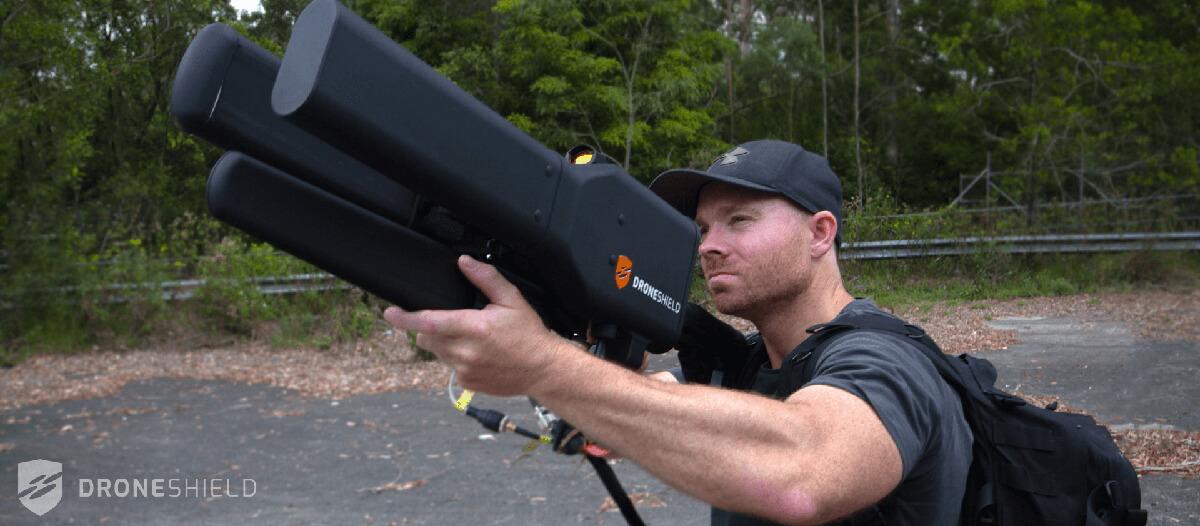 Anti Drone Guns