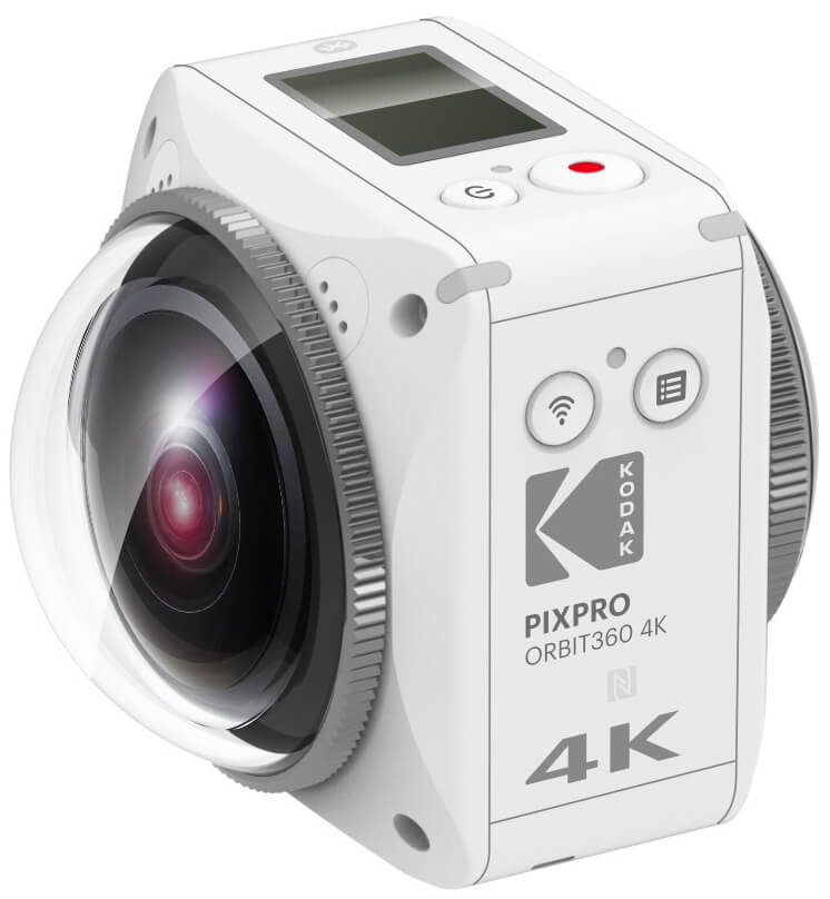 Kodak PixPro Orbit360 4K Camera