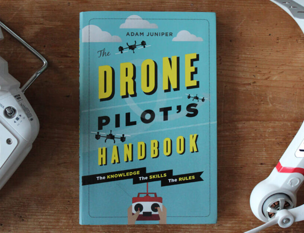 The Drone Pilot's Handbook Book Review | Drone Book Review