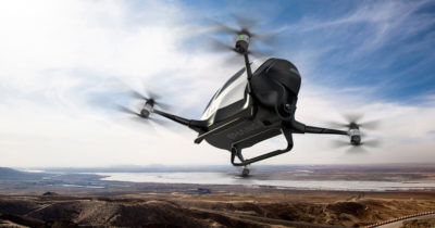 life size drones for transport