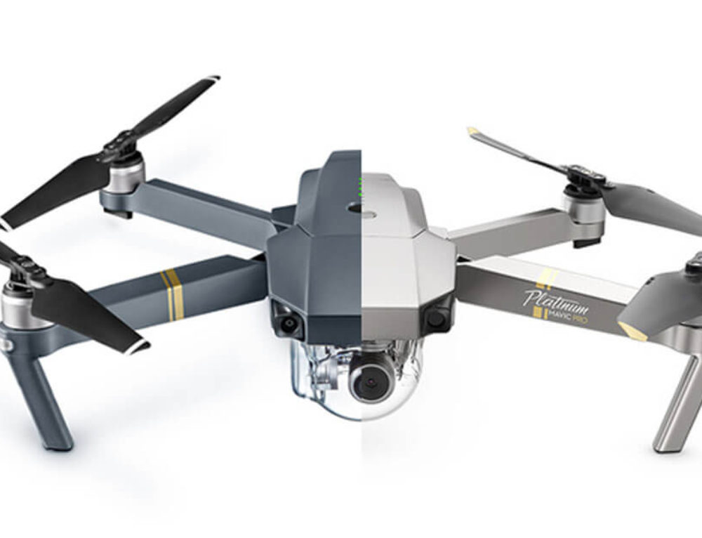 DJI Mavic Pro Platinum Vs Mavic Pro – Which drone to buy