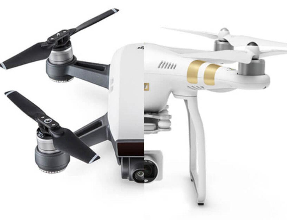 DJI Spark Vs DJI Phantom 3 SE | Best Budget DJI Drone