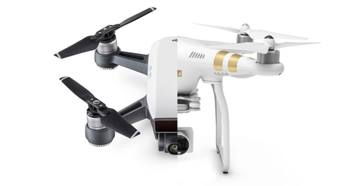 dji spark vs dji phantom 3 se best budget dji drone. Black Bedroom Furniture Sets. Home Design Ideas