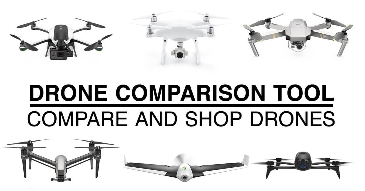 Drone Comparison Tool