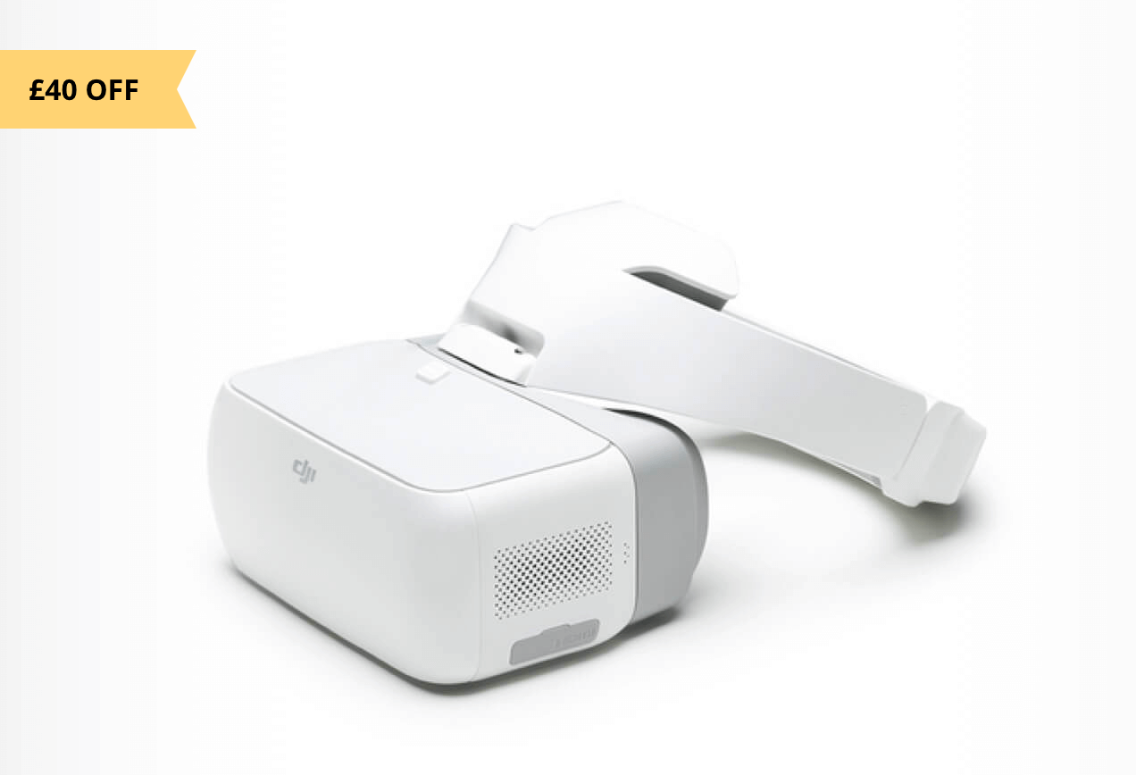 DJI Goggles Black Friday Drone Deal