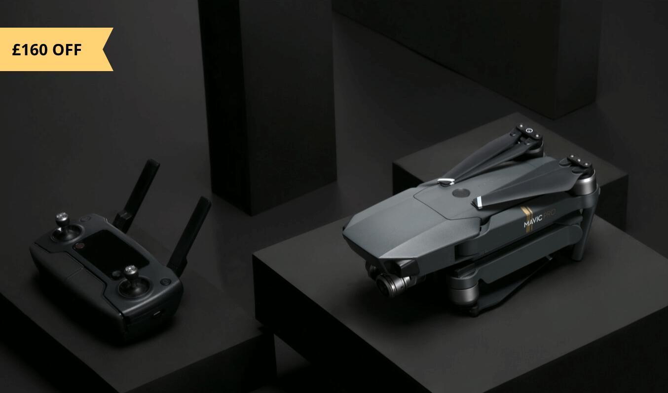 DJI Mavic Pro Black Friday Drone Deal