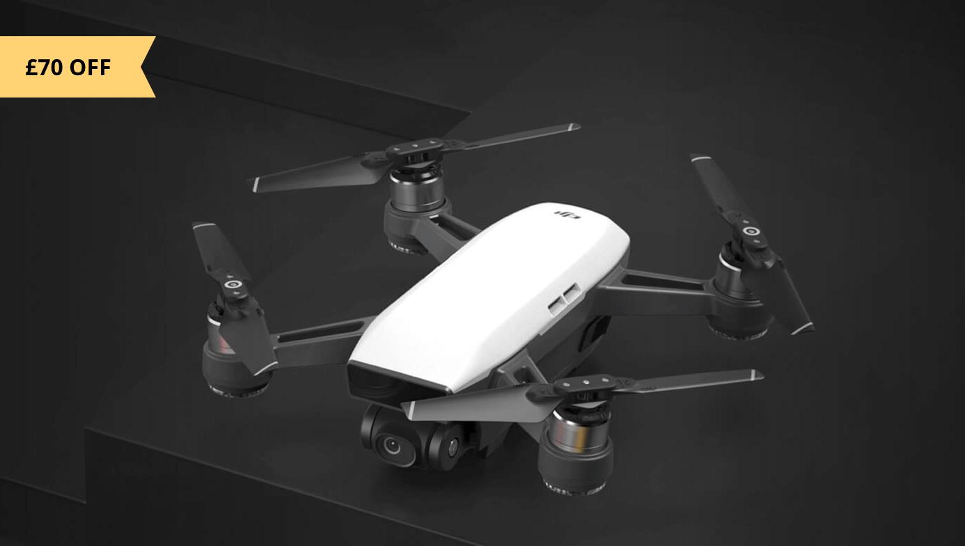 DJI Spark Black Friday Drone Deal