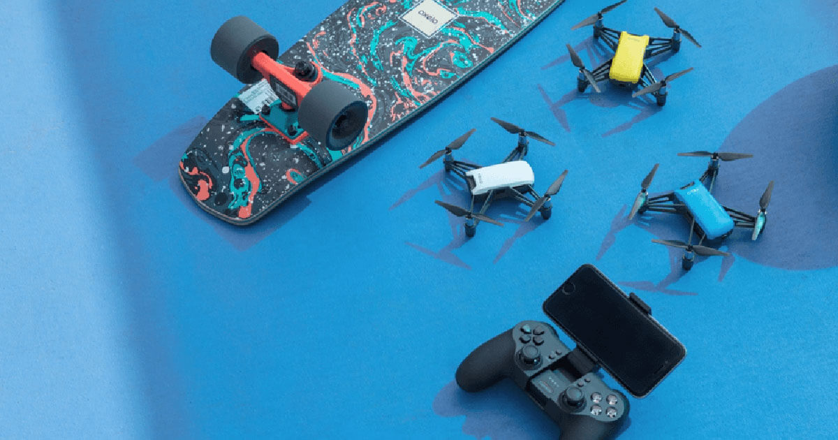 Which Controller For Tello Drone