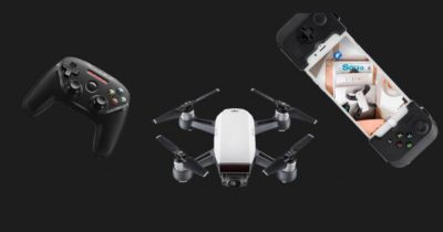 Gamification of drones
