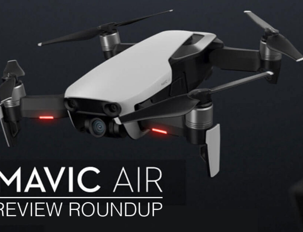 Mavic Air Review Roundup