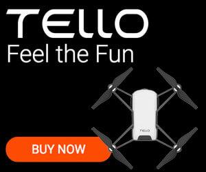 Tello Drone Review Score