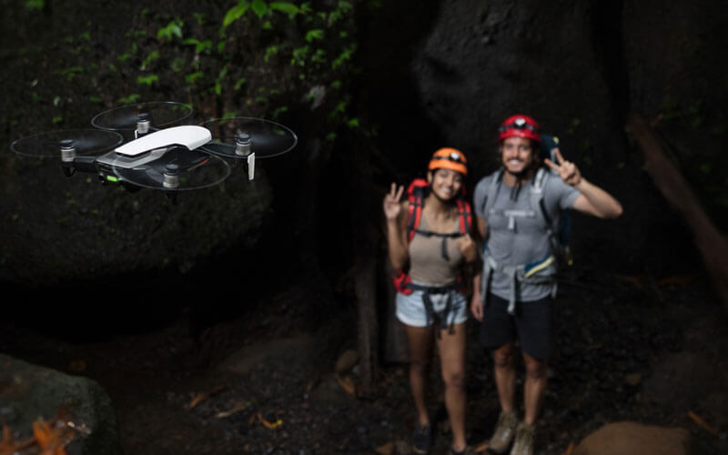 Best Travel Drones - DJI Mavic Air