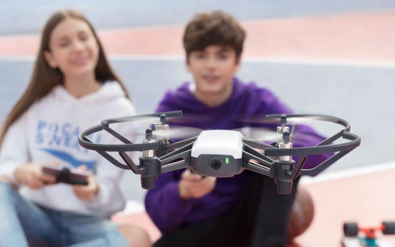 Best Travel Drones - DJI Tello