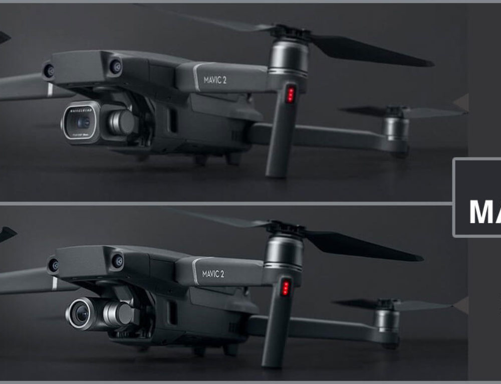 DJI Mavic 2 Pro and Mavic 2 Zoom Drone | DJI Mavic Series Drones
