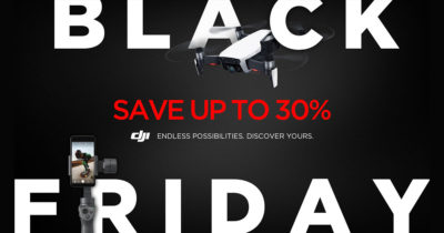 DJI Black Friday Deals 2018