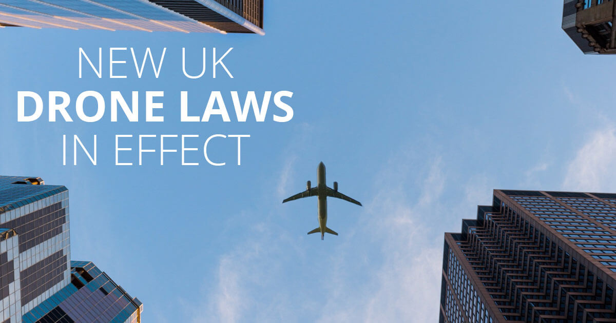 UK Drone Laws Flying Restrictions Around Airports