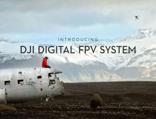 DJI Digital FPV System | DJI FPV Drone Racing Goggles