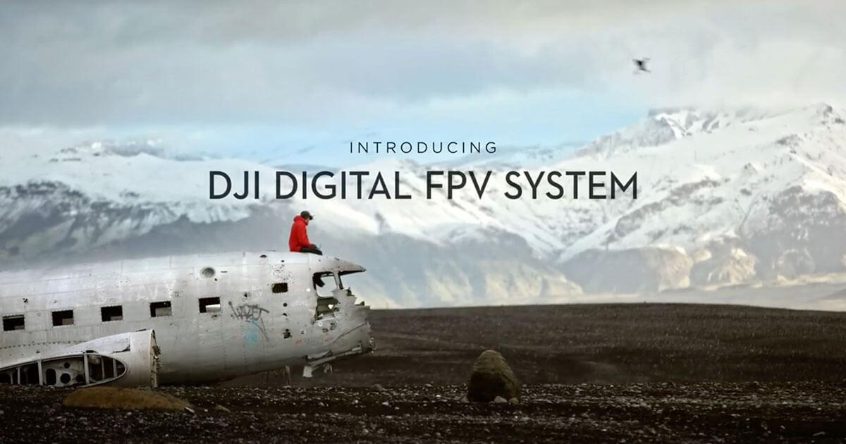 DJI FPV Racing Goggles System